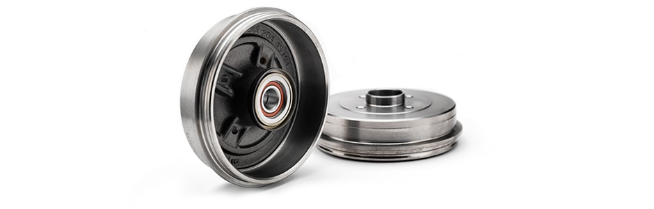 TRW Aftermarket Brake Drums - quiet quality brakes