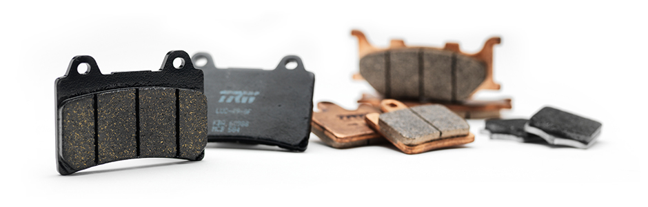 TRW Moto - Exceptional Motorcycle Brake Pads